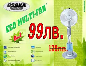 Вентилатор ECO-MULTIFAN